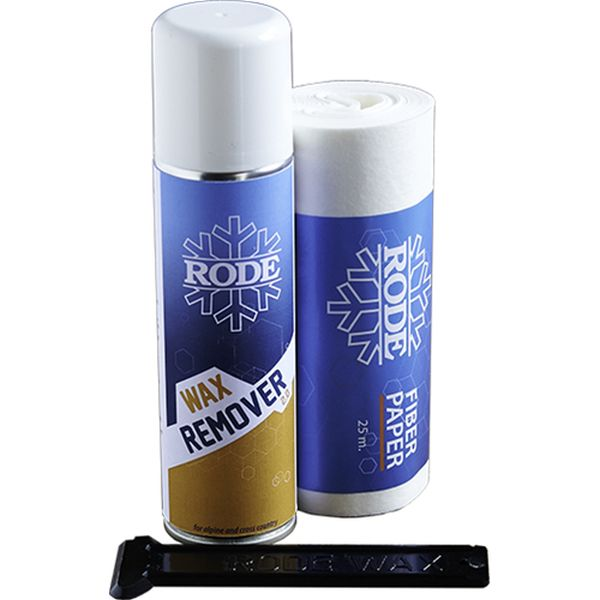 Rode Kit Wax Remover