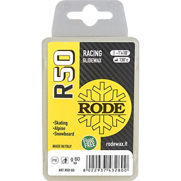 Rode Racing Glider Yellow 60g