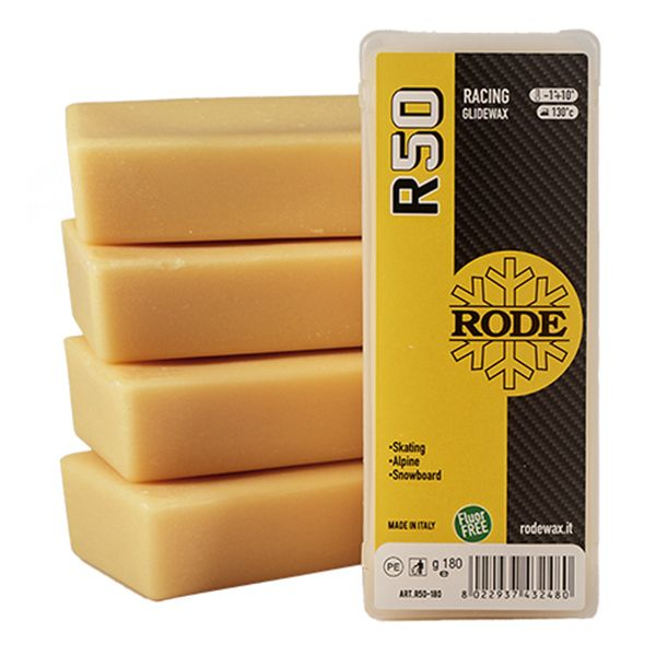 Rode Racing Glider Yellow 5x180g
